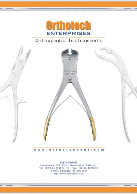 Ortho Tech • Gujranwala • orthotechent.com