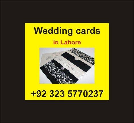 Wedding cards Design