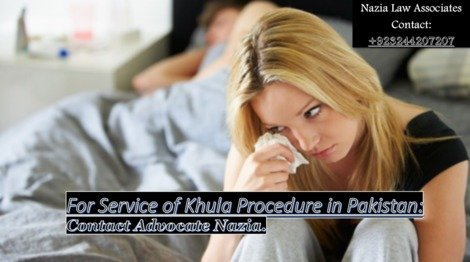 The Procedure of Khula in Pakistan in 2020