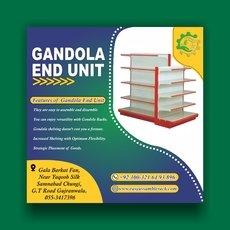 Gandola End Units