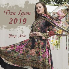 Fiza Lawn Collection