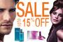 Get Upto 15% Off on Original Branded Perfumest Zimruh