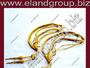 Bullion Wire & Mylar Wire Aiguillettes