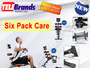 Telebrands- Six PAck Care Great Exercise Machine-Buy NOw