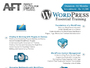 Wordpress Training in Karachi!