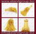 Gold French Bullion Tassel