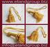 Gold French Bullion Tassels