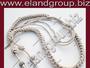 Silver Bullion Wire Aiguillette